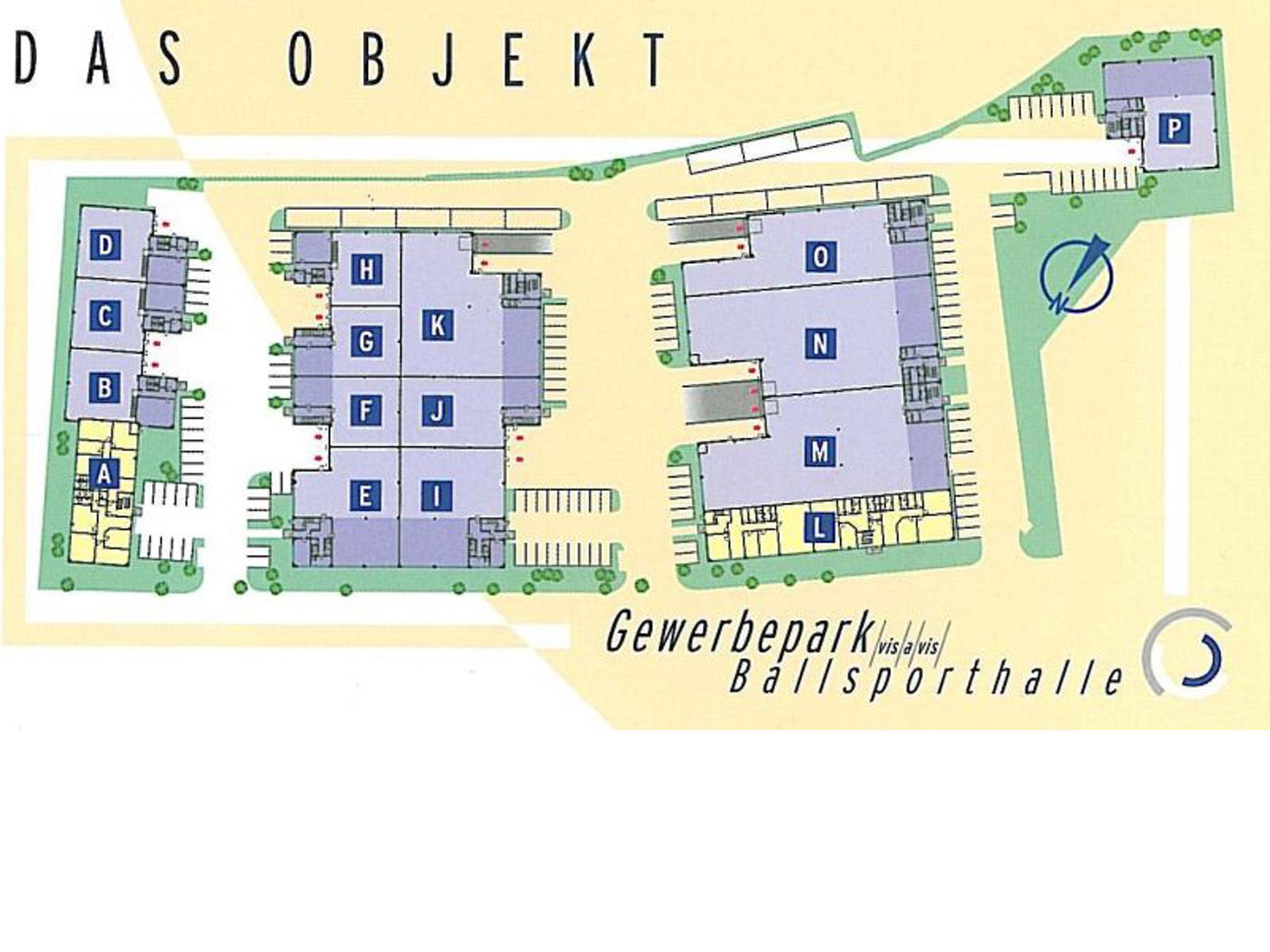 Frankfurt, Silostrasse 39 -  Bürofläche im OG