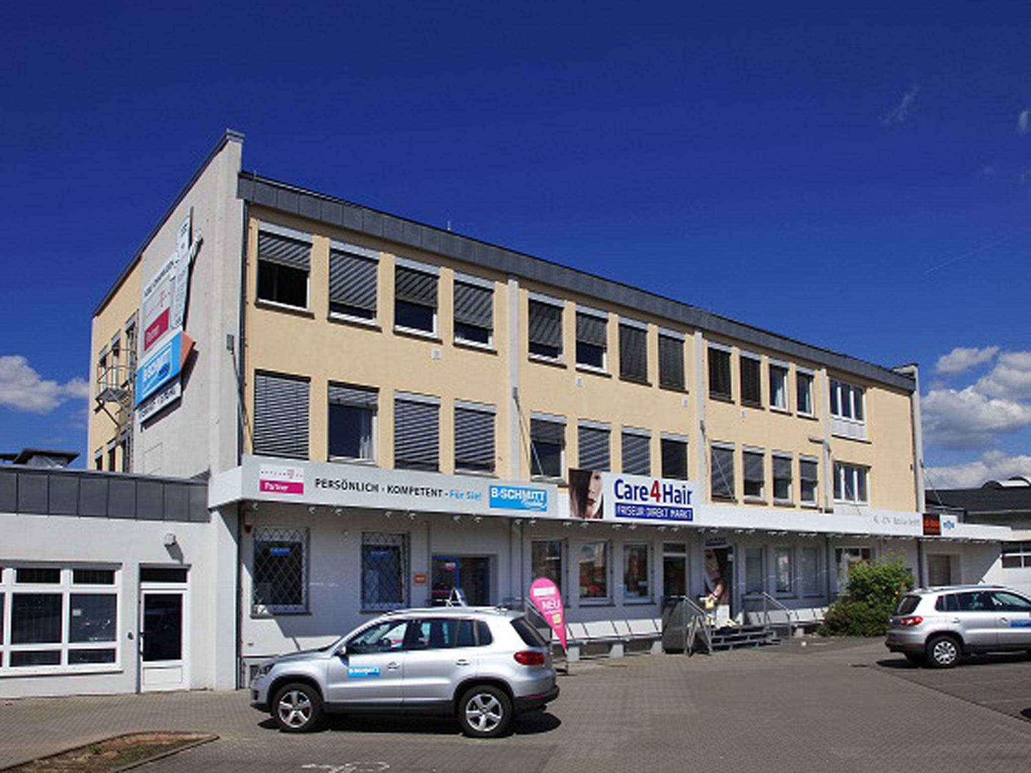 Fulda, Handels- und Gewerbezentrum Rangstraße 39